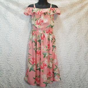 Carter's Flower Dress